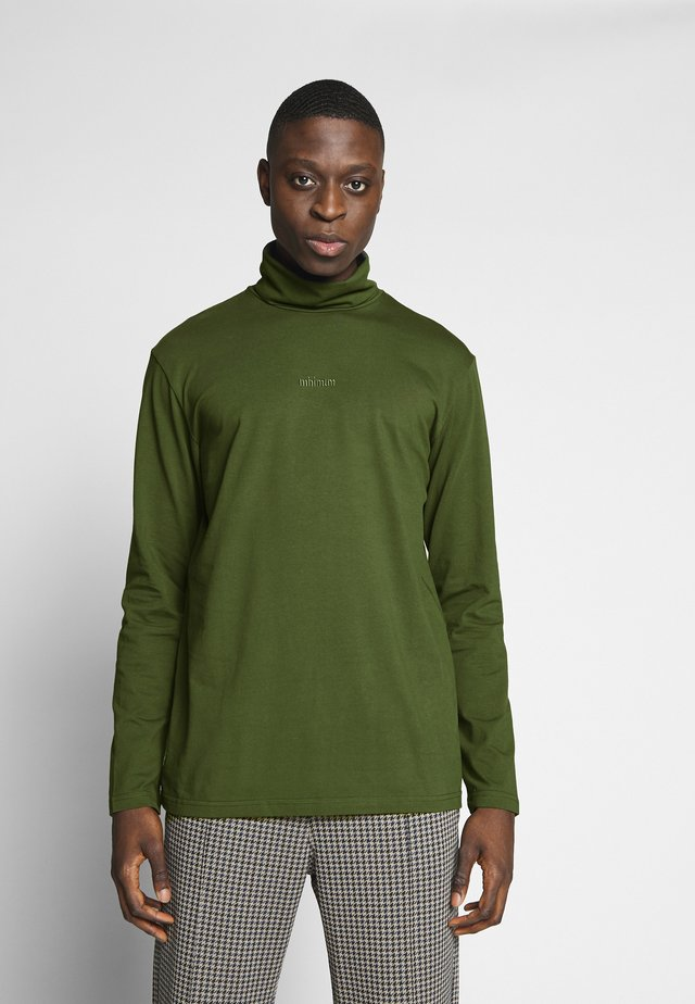 CHRISTIANO - Long sleeved top - climbing ivy