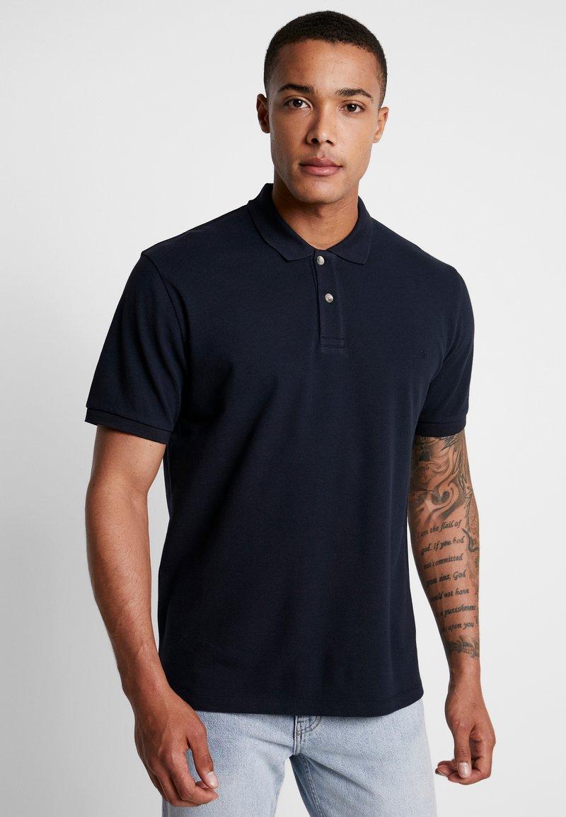 Minimum - DONS - Piké - navy blazer