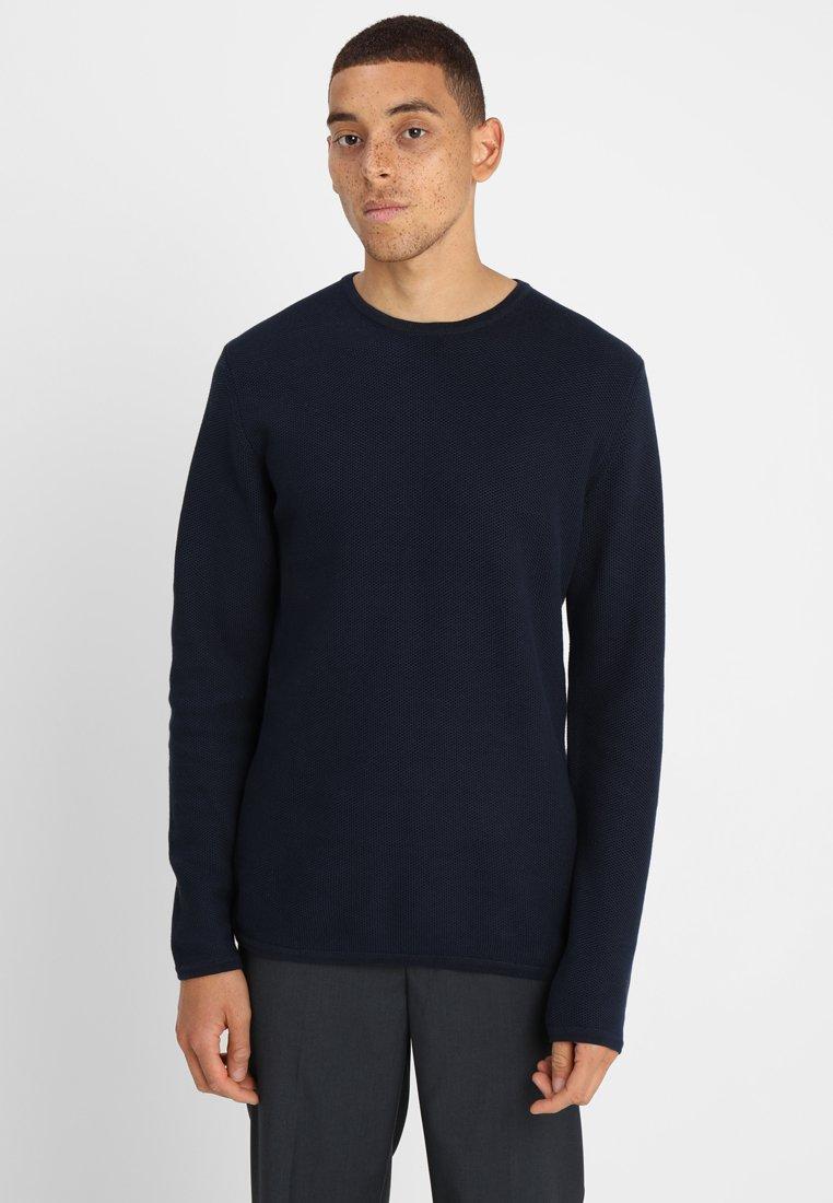 Minimum - REISWOOD  - Strickpullover - navy blazer