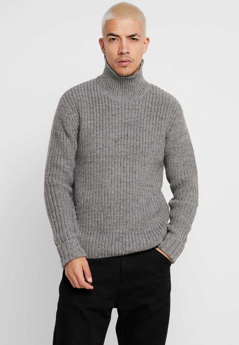 Minimum - BILLE - Jumper - light grey