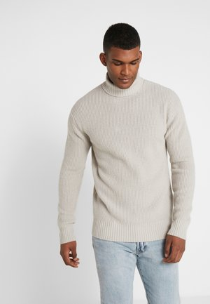 HARGREAVES - Pullover - stone