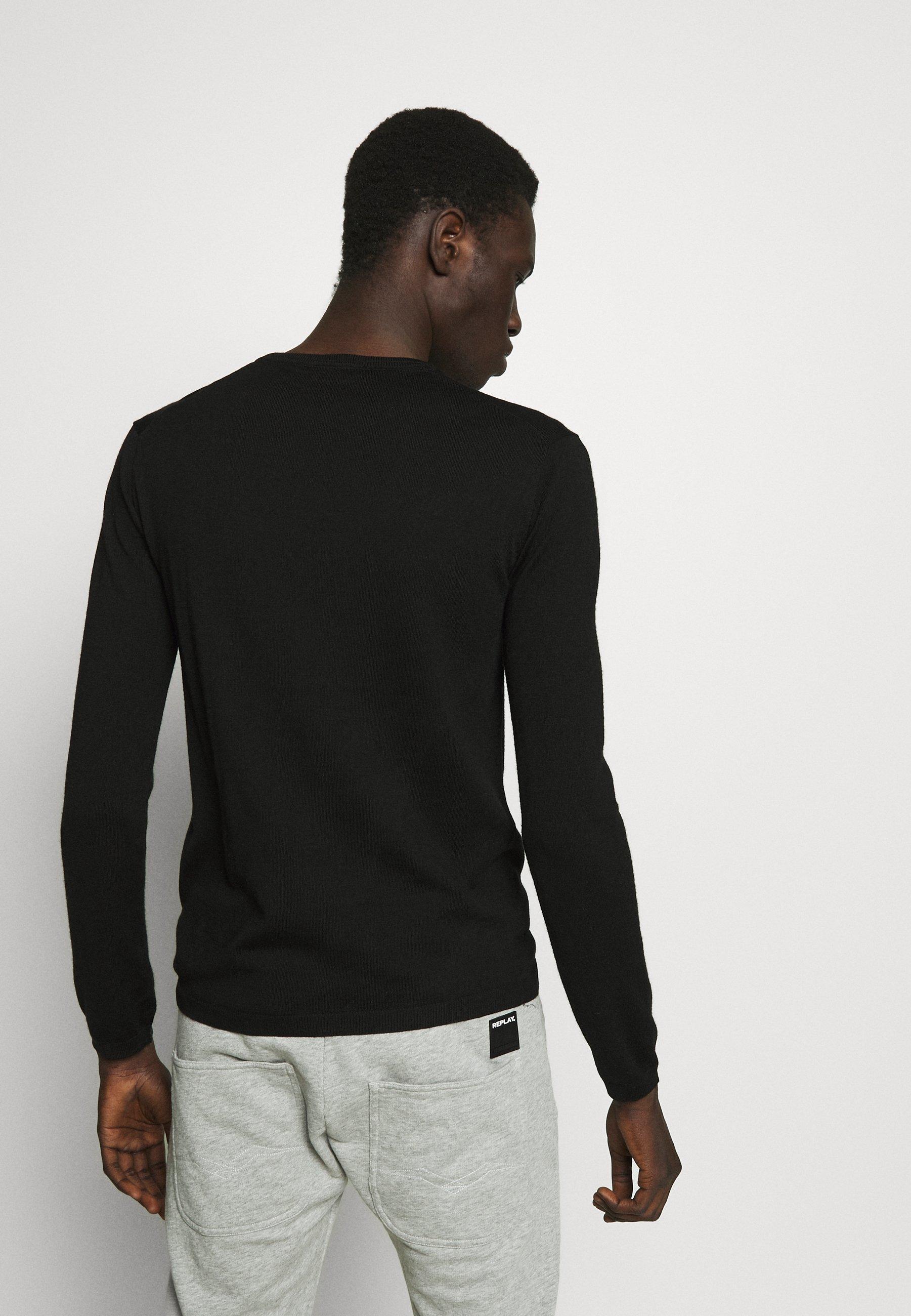 Minimum ARVID - Sweter - black