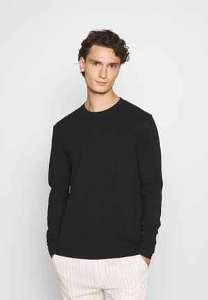 KVIST - Long sleeved top - black