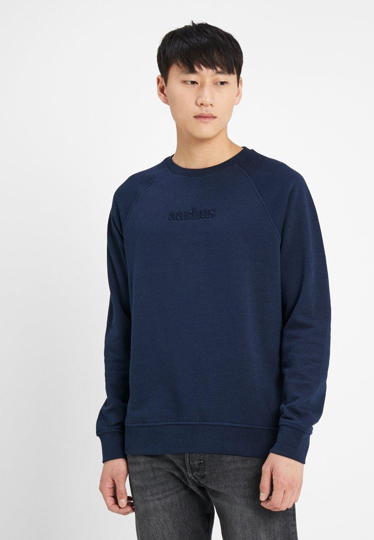Minimum - THEODOR - Sweatshirt - navy blazer