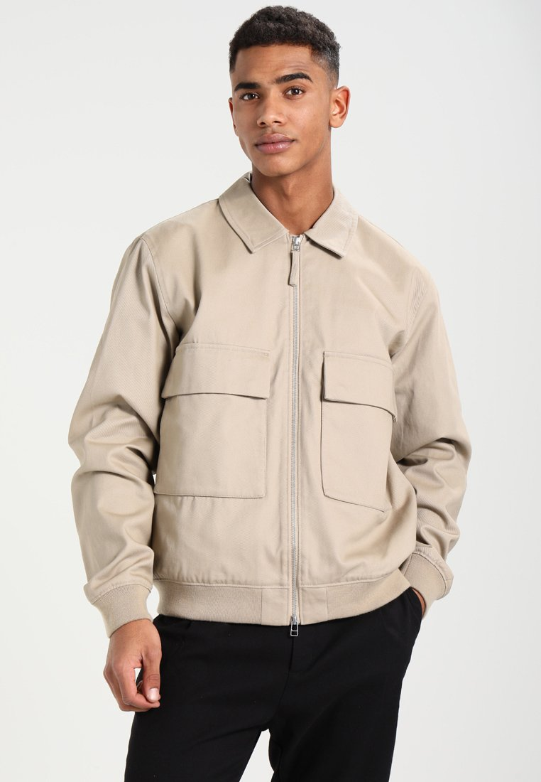 Minimum - EWERT - Leichte Jacke - khaki