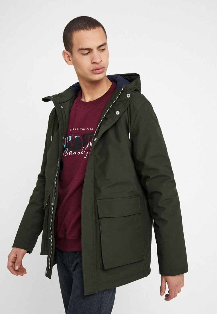 Minimum - CARLOW - Parka - racing green