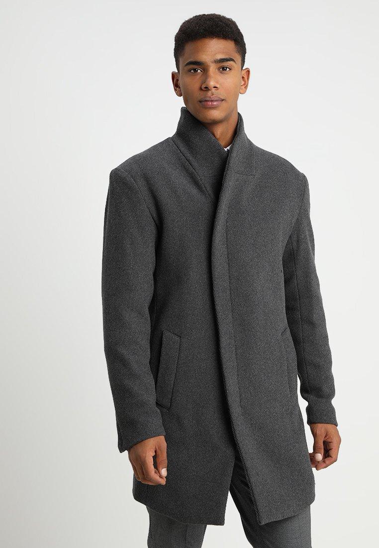 Minimum - ALLSTON OUTERWEAR - Wollmantel/klassischer Mantel - light grey melange