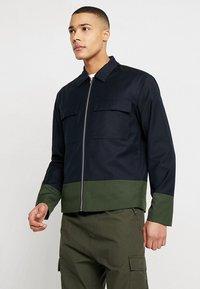 Minimum - HOLSE - Giacca leggera - navy blazer - 0