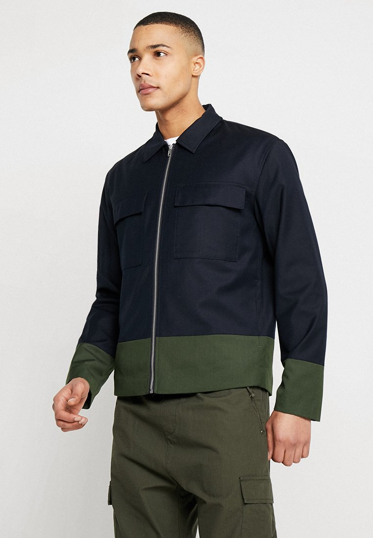 Minimum - HOLSE - Summer jacket - navy blazer