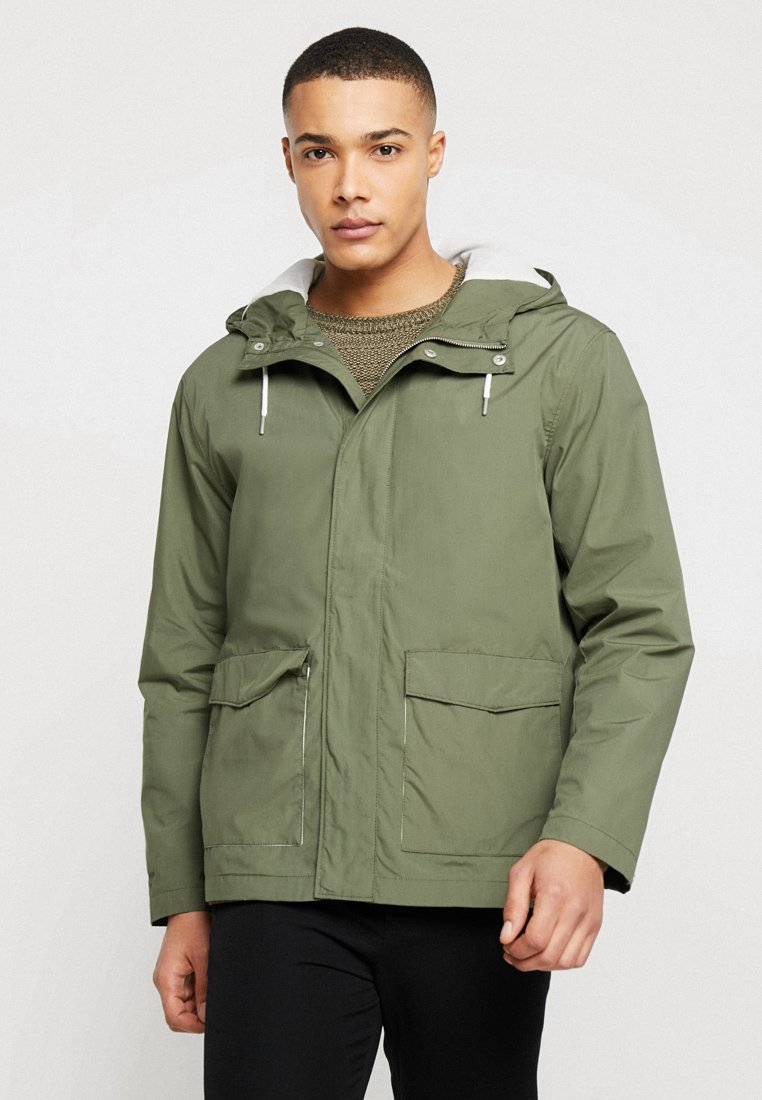 Minimum - Summer jacket - drab