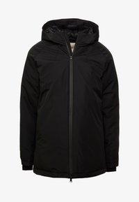 Minimum - MOSS - Winter coat - black - 4