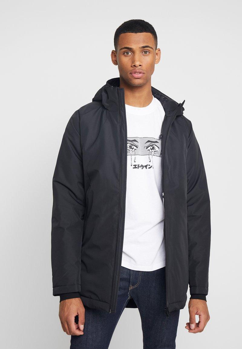 Minimum - MOSS - Winter coat - black