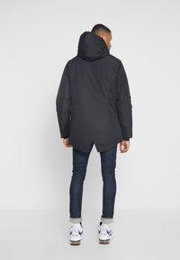 Minimum - MOSS - Winter coat - black - 2