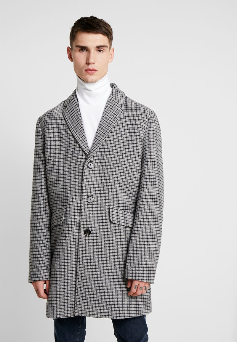 Minimum - FRIEDRICH - Classic coat - grey melange