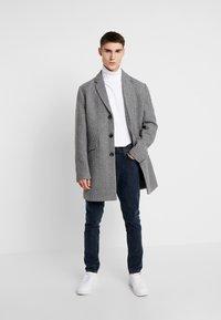 Minimum - FRIEDRICH - Classic coat - grey melange - 1