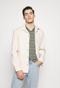 Minimum - DEPP - Denim jacket - ecru - 0