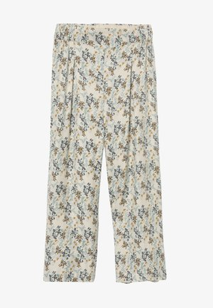 ANICA PANTS - Bukser - moonbeam