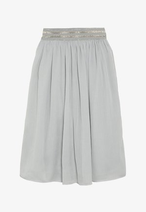BLONDIE SKIRT - Gonna a campana - moon grey