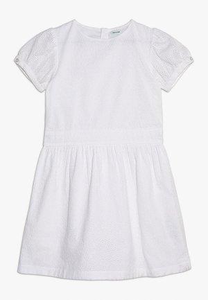 SANAZ DRESS - Vapaa-ajan mekko - white