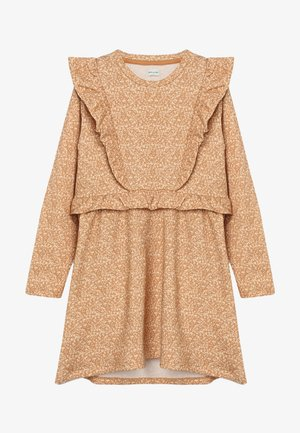 CITHA DRESS - Freizeitkleid - apple cinnamon