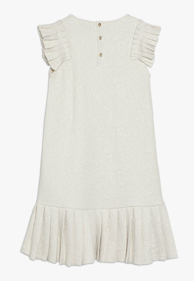 MONTANA DRESS - Sukienka koktajlowa - cloud cream