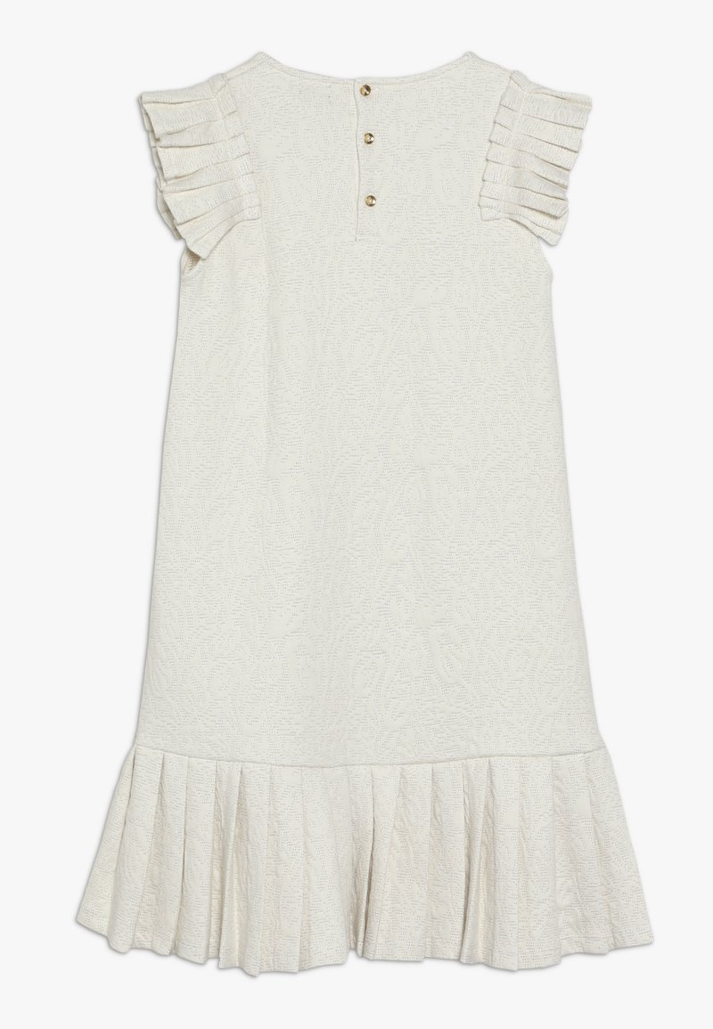 MINI A TURE - MONTANA DRESS - Vestido de cóctel - cloud cream