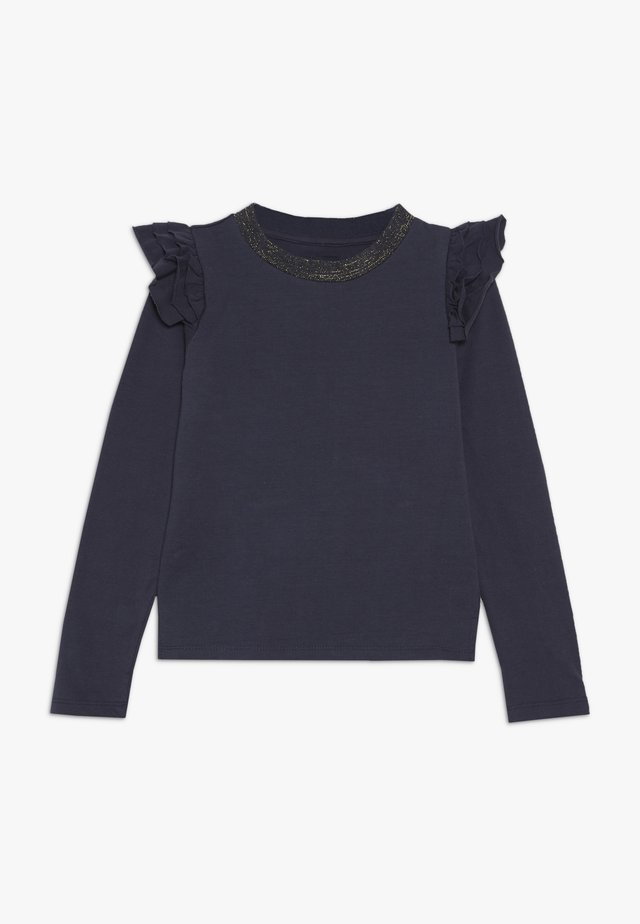 MARGARETA - Long sleeved top - blue nights