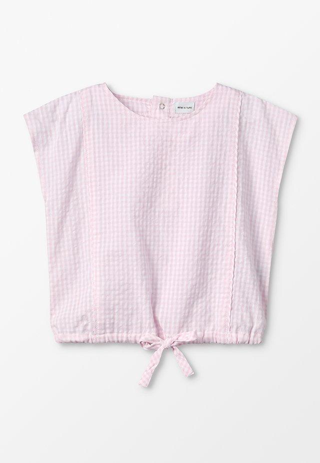 SISSE TOP - Blouse - blushing pink