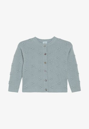 DOT CARDIGAN - Strikjakke /Cardigans - puritan grey