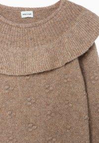 MINI A TURE - DAISI - Stickad tröja - apple cinnamon - 3