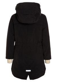 MINI A TURE - VIBSE  - Cappotto invernale - black - 2