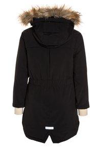 MINI A TURE - VIBSE  - Cappotto invernale - black - 1