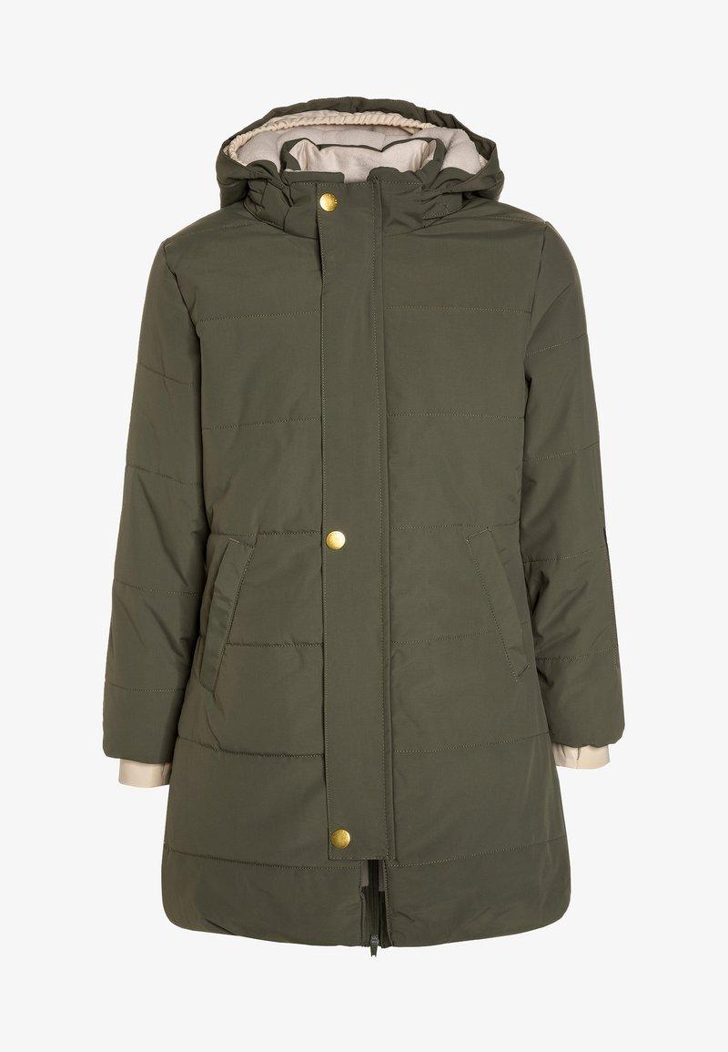 MINI A TURE - WEGA - Winter coat - clover green