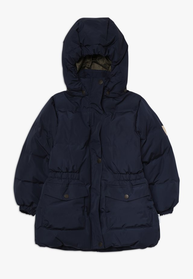 WENCKE JACKET - Donsjas - sky captain blue