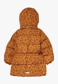 MINI A TURE - WENCKE JACKET - Down coat - autumnal brown - 1