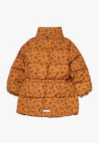 MINI A TURE - WENCKE JACKET - Down coat - autumnal brown - 2