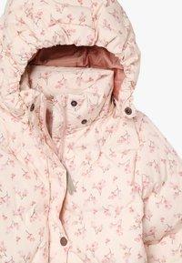 MINI A TURE - WENCKE JACKET - Down coat - keen rose - 4