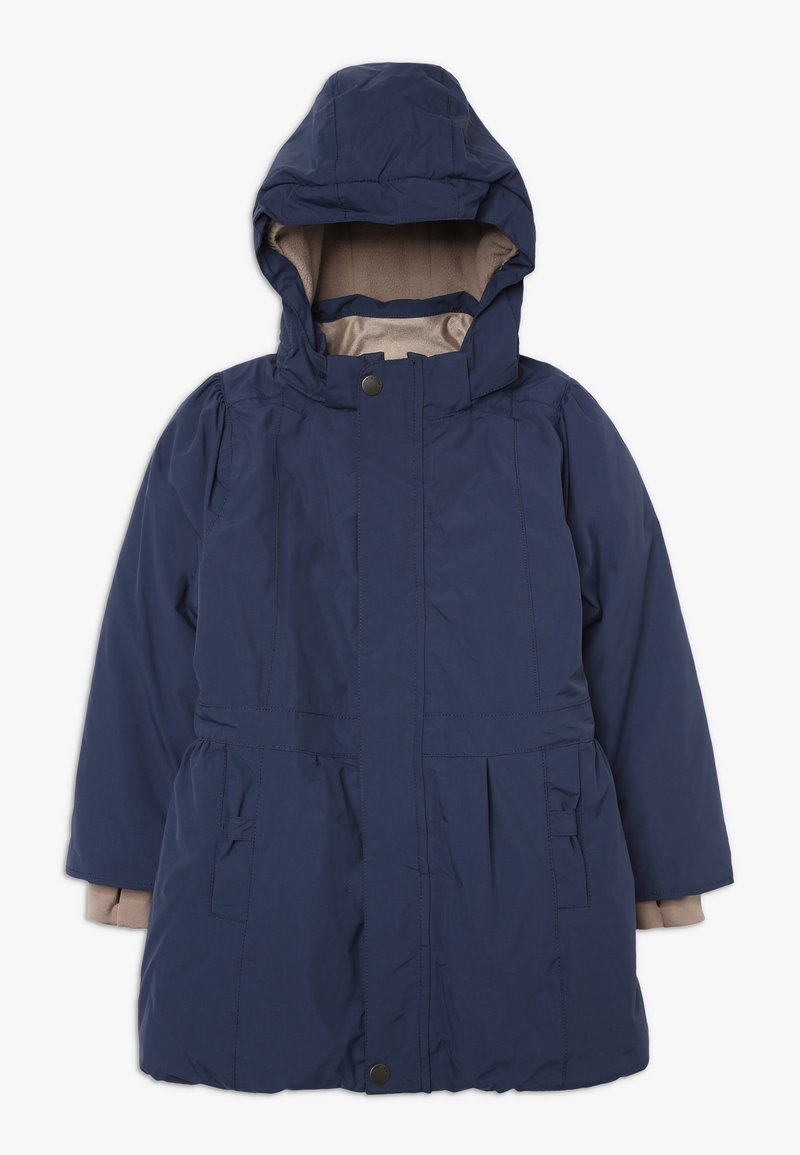 MINI A TURE - VIOLA JACKET - Winter coat - peacoat blue