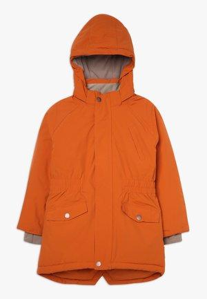 VIBSE JACKET - Winter coat - autumnal brown