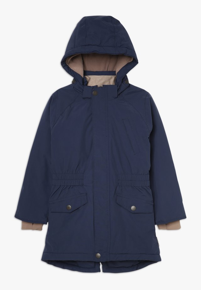 VIBSE JACKET - Cappotto invernale - peacoat blue