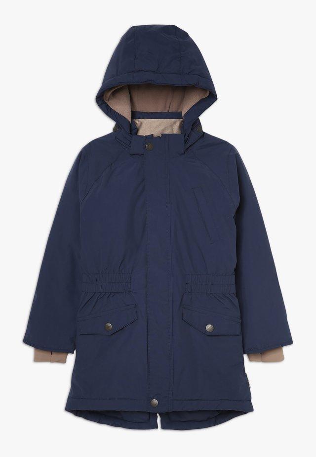 VIBSE JACKET - Zimní kabát - peacoat blue