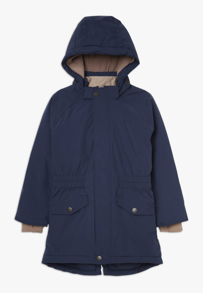 MINI A TURE - VIBSE JACKET - Cappotto invernale - peacoat blue