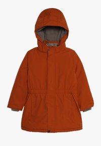 MINI A TURE - WERA JACKET - Płaszcz zimowy - autumnal brown - 0