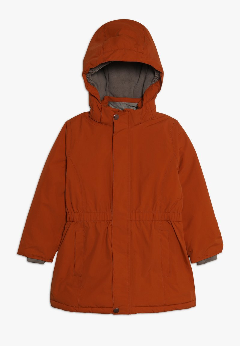 MINI A TURE - WERA JACKET - Wintermantel - autumnal brown