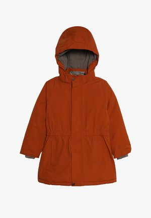 WERA JACKET - Winter coat - autumnal brown