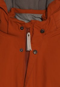 MINI A TURE - WERA JACKET - Płaszcz zimowy - autumnal brown - 5