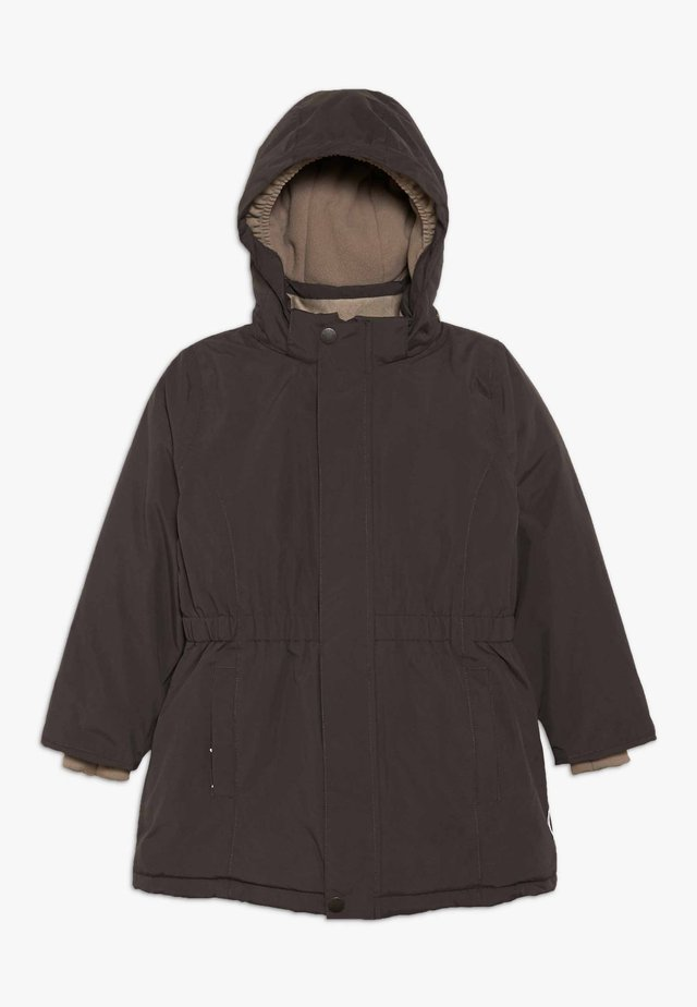 WERA JACKET - Winter coat - licorise
