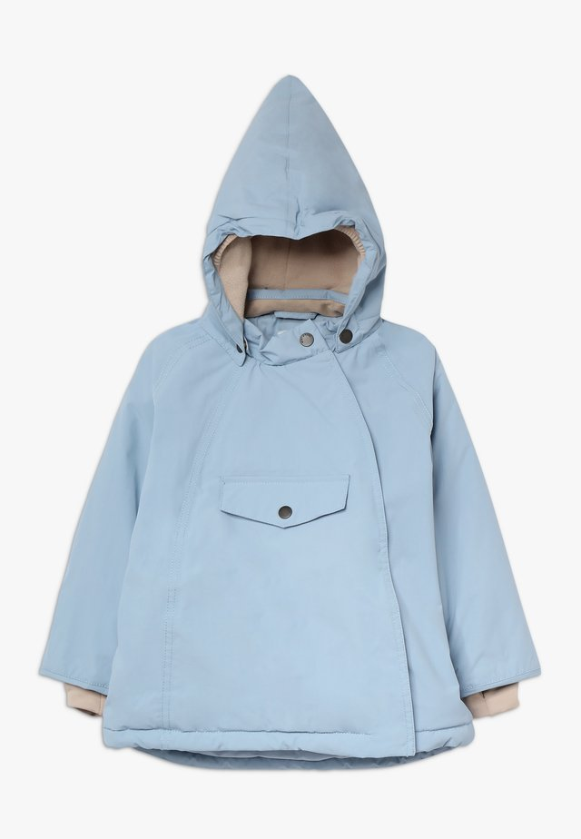 WANG JACKET - Winter jacket - dusty blue