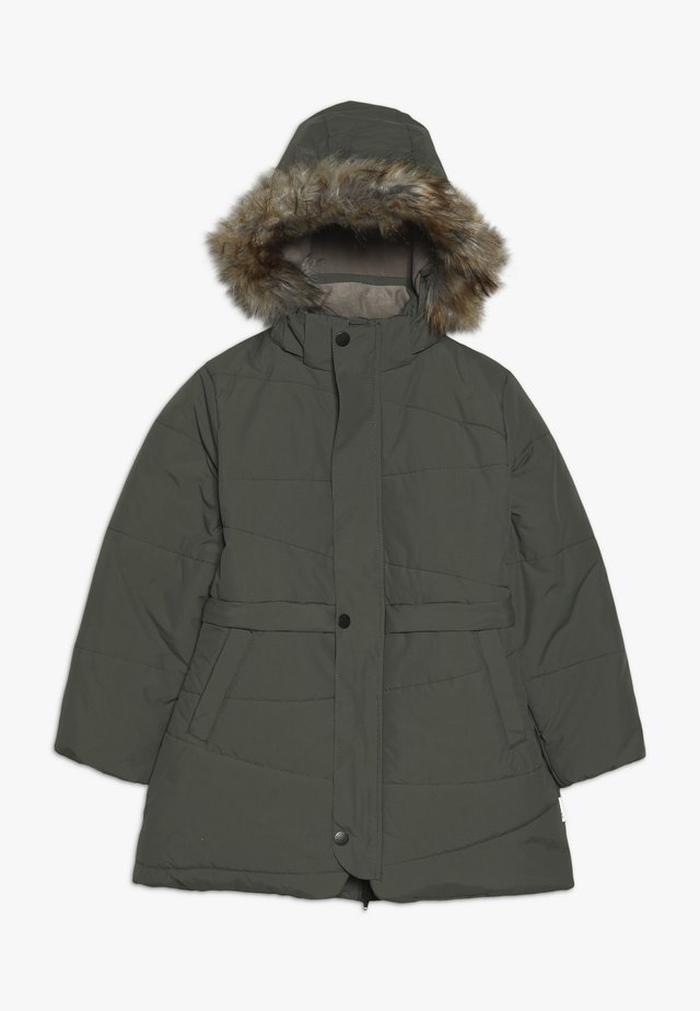 WITTA JACKET - Winterjas - beetle