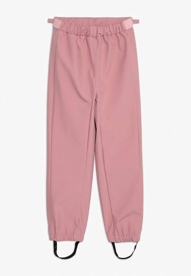 Rain trousers - lilas rose
